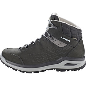 Lowa Locarno GTX QC Chaussures Femme, anthracite/ice blue